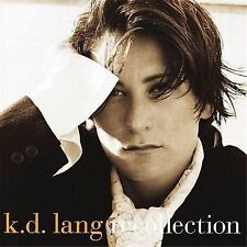 K.D. LANG RECOLLECTION CD NEW