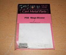 Garage Scenes Pro Series Cast Metal Parts 1/24 25 PS6 Mega Blower NEW SEALED