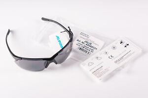Alpina JALIX Matt Black CM Black Lens Sports Glasses Sunglasses Goggles Cycling