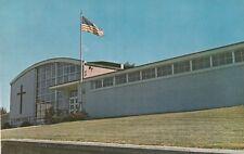 "*Connecticut Postcard-""St. James Parochia School"" ...Danielson/"