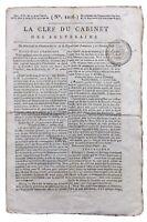 La Nouvelle Orléans 1803 USA Louisiane Mississipi Jefferson États Unis Garrard