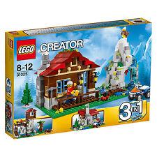 LEGO ® Creator - 31025 Berghütte / Mountain Hut - Neu OVP
