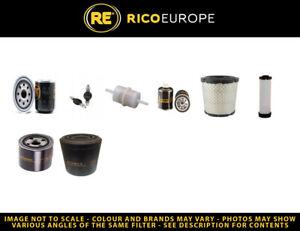 Bobcat E17 Filter Service Kit Air, Oil, Fuel, Hydraulic