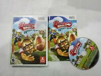 Backyard Sports: Rookie Rush (Nintendo Wii, 2010) Complete Free Fast Shipping