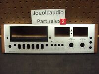 Pioneer CT-F7171 Cassette Deck Original Faceplate. Rated 9.4 Out Of 10.