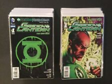 Green Lantern The New 52 #s 0-46 + Annuals 1-4 & Futures End One Shot (DC 2011)
