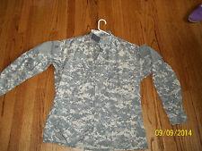 U.S. Men's ACU Digital Camo Uniform Jacket / Top Size Med/Long & Med/X long