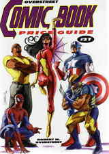 Official Overstreet Comic Book Price Guide # 37 A Mark Sparacio Avengers Cover