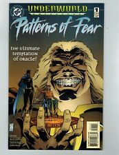 Underworld Unleashed Patterns of Fear #1 Comic Book December 1995 DC Comics