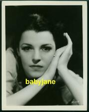 MARIE BURTON VINTAGE 8X10 PHOTO 1935 PORTRAIT REPUBLIC PICTURES MELODY TRAIL