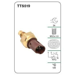 Tridon Water Temp Switch (Warning Light & Gauge) TTS519 fits Volvo S40 1.8 (V...