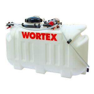 Wortex® Pompa portatile elettrica da irrorazione e diserbo Mod. PT100-E da 4,...