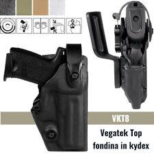 Fondina Vega Holster polimero VKT804 per glock 17 19 22 23 serie VKT8 VegatekTop