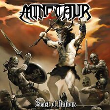 MINOTAUR - Beast of Nations (NEW*GER THRASH METAL*KREATOR*TANKARD*SODOM)