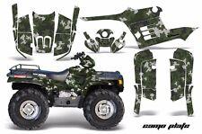New QuadBoss 2500 lb Winch /& Model Specific Mounting Bracket 2004-2010 Polaris Sportsman 500 4x4 ATV