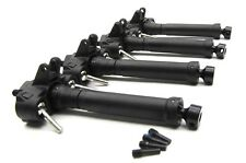 1/16 Summit FRONT REAR DRIVE SHAFTS (driveshafts & Carriers Traxxas vxl 72054-5