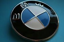 Genuine BMW E23 E12 E21 114 NK Front Bonnet Badge Logo Emblem 51145480181