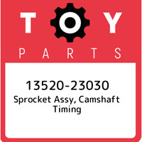 13520-23030 Toyota Sprocket assy, camshaft timing 1352023030, New Genuine OEM Pa