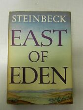 John Steinbeck East of Eden  First Edition First Printing in Jacket