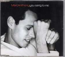 Marc Anthony - You Sang To Me - CDM - 2000 - Pop Ballad 4TR