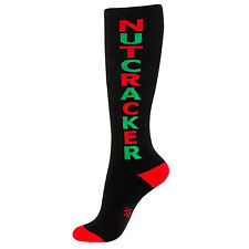 Gumball Poodle Knee High Socks - Nutcracker - Unisex