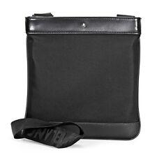 Montblanc Nightflight Envelope Medium Messenger Bag - Black