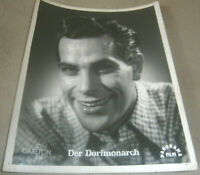 AHF,Kino Aushangfoto Portrait , DER DORFMONARCH ,  ADRIAN HOVEN