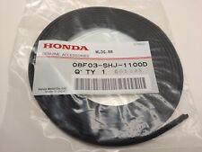 Honda Frontrear Lip Spoiler Rubber Molding Strip Trim Black Tape 08f03shj1100d Fits 2013 Honda Civic Si