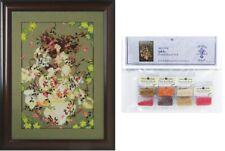 Mirabilia Cross Stitch Pattern & Embellishment Pack Ophelia Md175