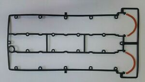 FORD COSWORTH YB ROCKER COVER GASKET - NITRILE RUBBER VERSION & 1/2 MOON SEALS