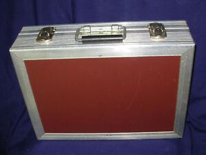 Eagle by Opti-case ATA Hard Travel Case heavy duty Locks 18 x 14 x 5 USA