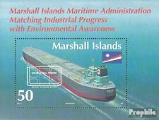 Marshall-Islands block7 unmounted mint / never hinged 1993 National Seefahrtsamt