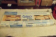 HO Scale Train CORKEY'S CARNIVAL CIRCUS TRAIN SET IHC New 408