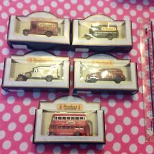 Paquet de 5 LLEDO HAMLEY'S TOY SHOP Vans-Camions-Diecast véhicules-Days Gone