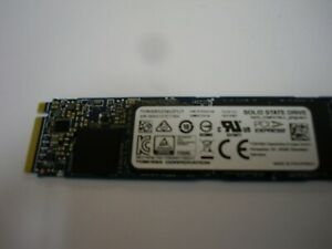 Toshiba XG3 256GB PCIe 3.1 x4 NVMe M.2 2280 Internal SSD THNSN5256GPU7