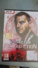 PAINKILLER RESURRECTION PC SIGILLATO UFF. ITALIA
