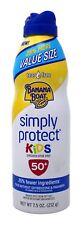 Banana Boat Simply Protect Kids Sunscreen Lotion Spray 7.5 Ounce