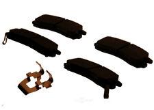 Disc Brake Pad Set Rear ACDelco GM Original Equipment 171-628