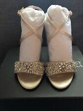 cb04d77fdc6 Badgley Mischka Satin Peep Toes Heels for Women