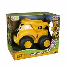 ToyState Caterpillar CAT Buildin' Crew Move VOCAL PHRASES/MUSIC & DANCING ACTION
