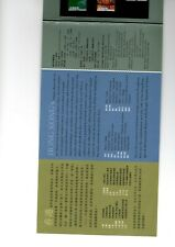 Hong Kong 2002 definitive stamp pack