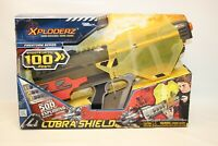 Xploderz Cobra Shield Blaster Firestorm Series Gun Role Playset - New in Package