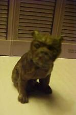 "Vintage Heavy Lead Bull Dog 2 "" Tall"