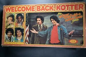1974 Ideal Welcome Back Kotter Board Game Parts