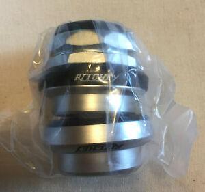 Ritchey logic headset 1 1/8 threaded silver