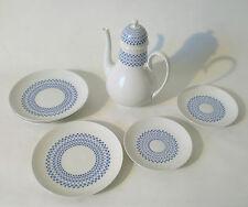 """Rosenthal """"romance"""" secunda azul café colección mixed lot porcelain B. wiinblad"""