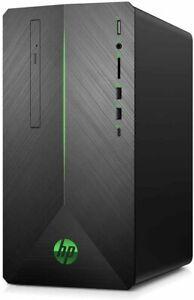 HP Gaming PC Desktop Computer, Intel Core i5-9400F 16GB Ram, 256gb SSD 690-0073w
