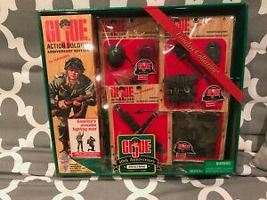 GI JOE 40TH ANNIVERSARY - 23RD IN SERIES - COLLECTION ACTION SOLDIER Rare!!