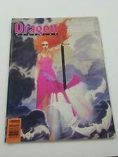 DRAGON MAGAZINE #134 1988 CLASSIC!