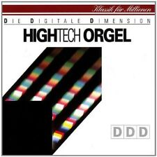 High-Tech Orgel (Philips/Hifi Vision, 1982-89) | CD | Bach, Boëllmann, Gigout...